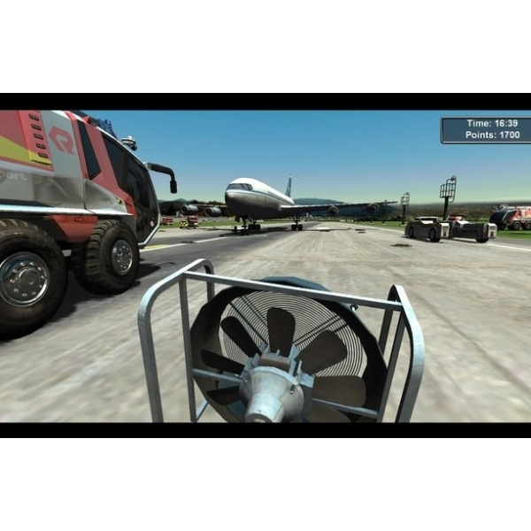 Airport Firefighter Simulator Game PC - Image 2