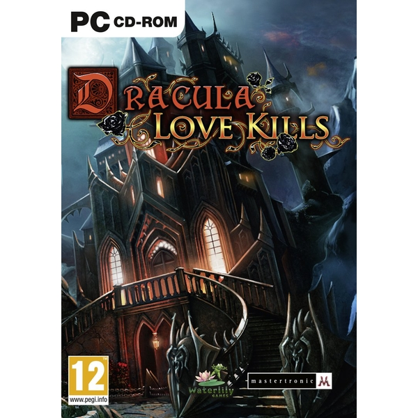 Dracula Love Kills Game PC