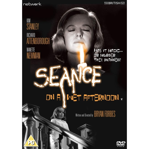 Seance on a Wet Afternoon DVD