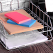 A4 Wire Filing Trays | M&W Silver - Image 4