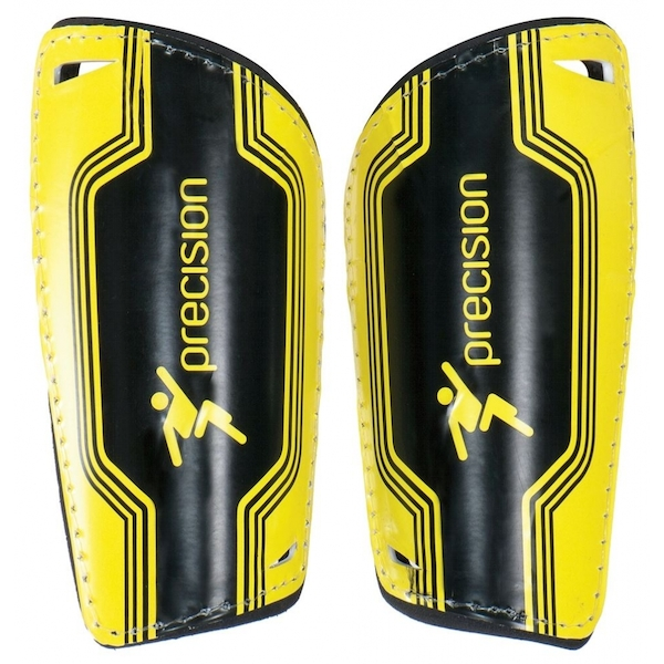 Precision Classic Slip-in Pads Large Yellow/Black