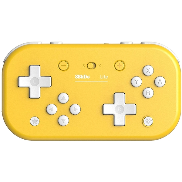 8Bitdo Lite Bluetooth Gamepad Yellow Edition for Nintendo Switch