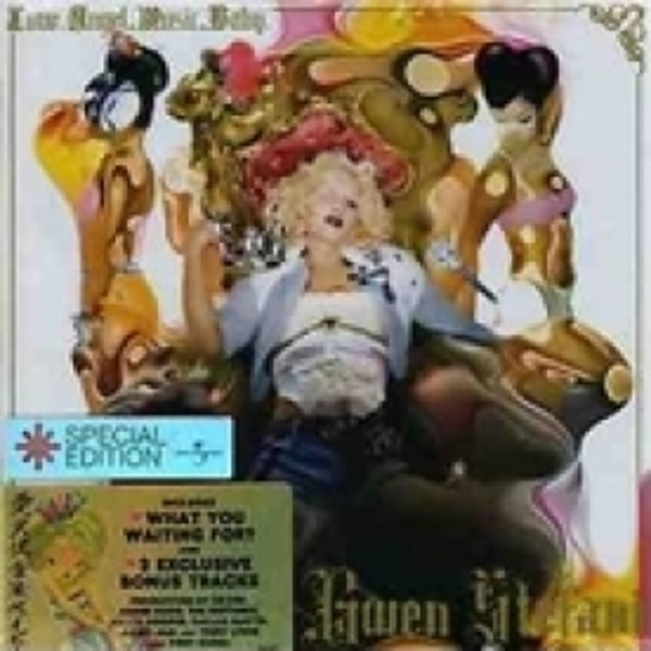 Gwen Stefani Love Angel Music Baby CD