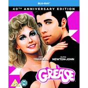 Grease 40th Anniversary Blu-Ray (Region Free)