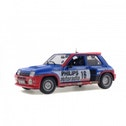 Renault 5 Turbo 1984 B.Saby - Tour De Corse 1:18 Solido Model
