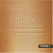 Brass Construction - The Best Of - Movin & Changin CD