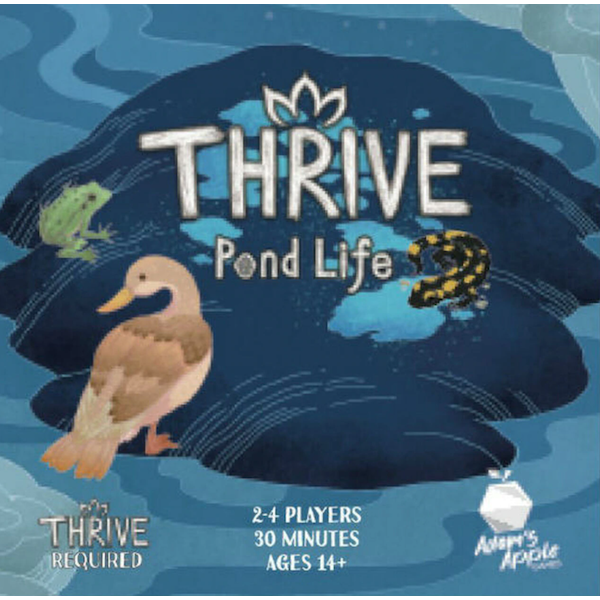 Thrive - Pond Life Expansion Board Game