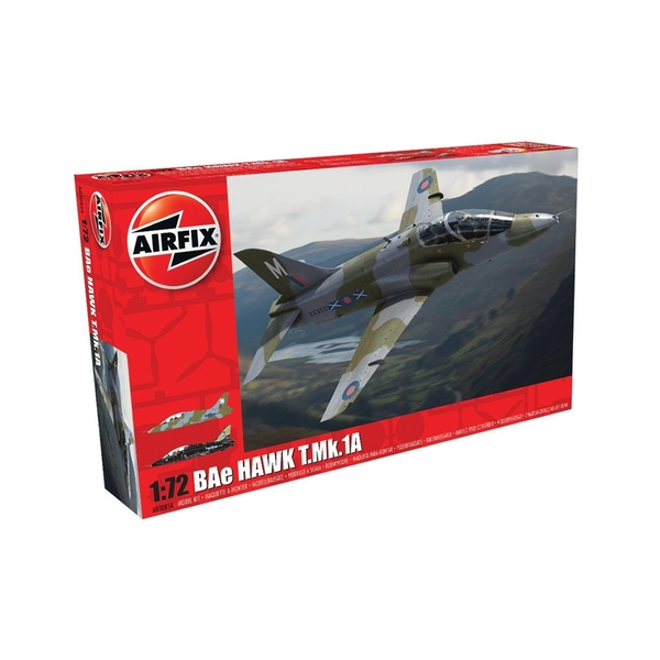 Bae Hawk T.Mk.1A 1:72 Series 3 Air Fix Model Kit