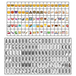 A4 Lightbox with 205 Letters & Emoji | Pukkr - Image 7