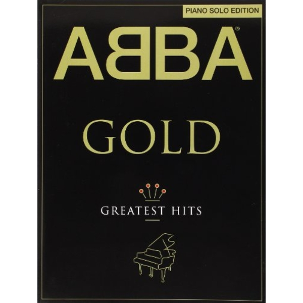 Abba: Greatest Hits : Piano Solo Edition by Omnibus Press (Paperback, 2008)