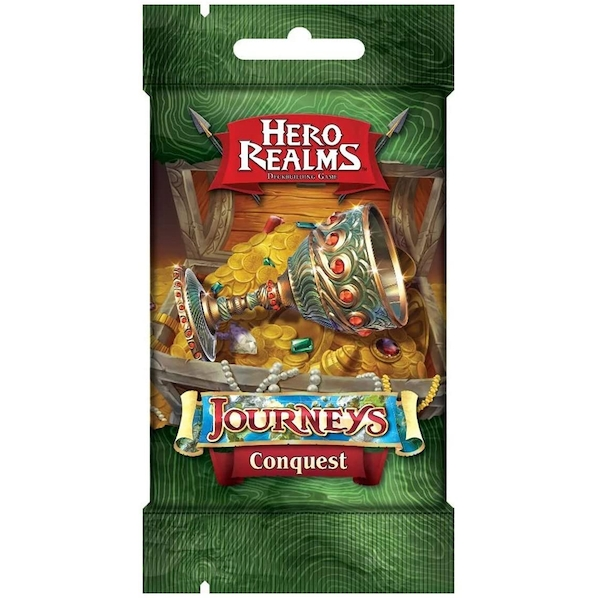 Hero Realms Journeys: Conquest Expansion