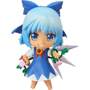 Suntanned Cirno (Touhou Project) Nendoroid Action Figure