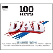 100 Hits - Dad CD Box Set