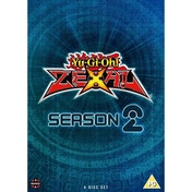 Yu-Gi-Oh! Zexal Season 2 Complete Collection (Episodes 50-98) DVD