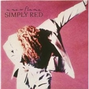 Simply Red A New Flame CD