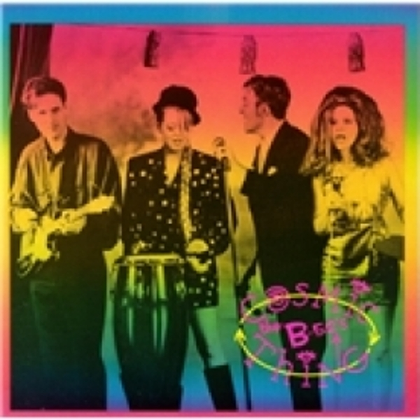 B-52's Cosmic Thing CD