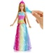 Barbie Dreamtopia Brush n Sparkle Princess - Image 2