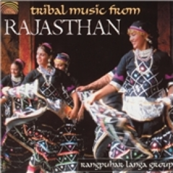 Rangpuhar Langa Group Tribal Music From Rajasthan CD