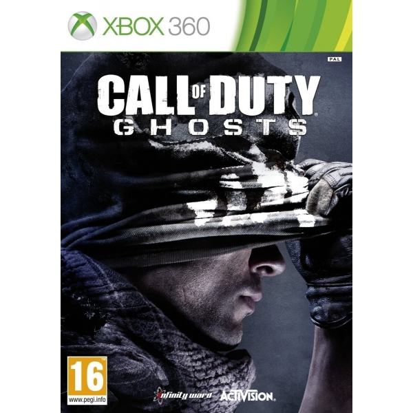 Call Of Duty Ghosts Game Xbox 360