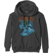 Pantera - Far Beyond Driven World Tour Men's Small Pullover Hoodie - Charcoal Grey