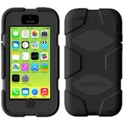 Griffin GB38141-2 Survivor Military Duty Case for iPhone 5c Black