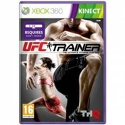 Ex-Display Kinect UFC Personal Trainer Game Xbox 360 Used - Like New