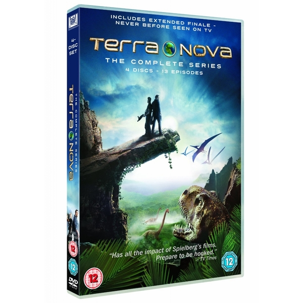 Terra Nova - The Complete Series 1 DVD