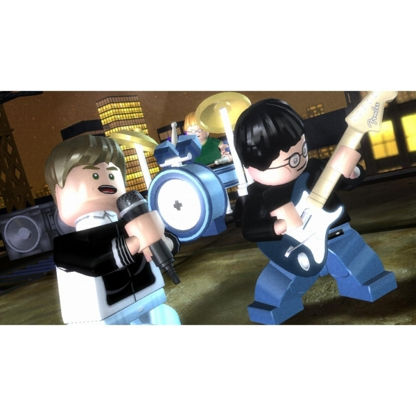 Lego Rock Band Game PS3 - Image 8