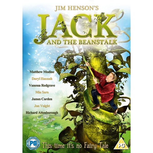 Jack And The Beanstalk 2001 DVD