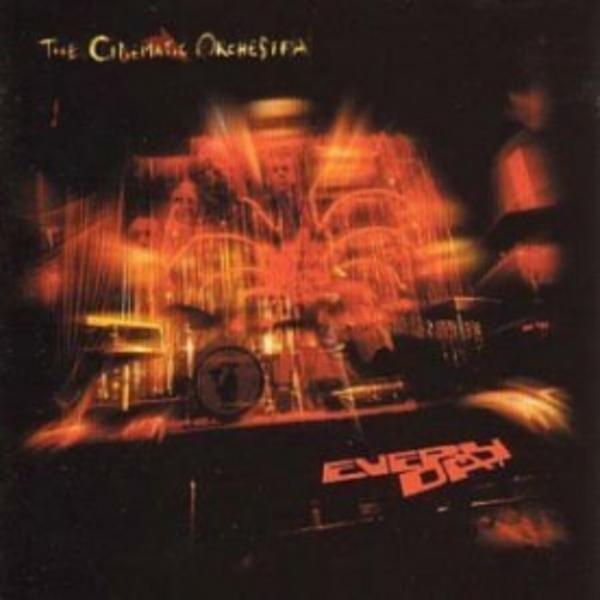 The Cinematic Orchestra - Everyday CD