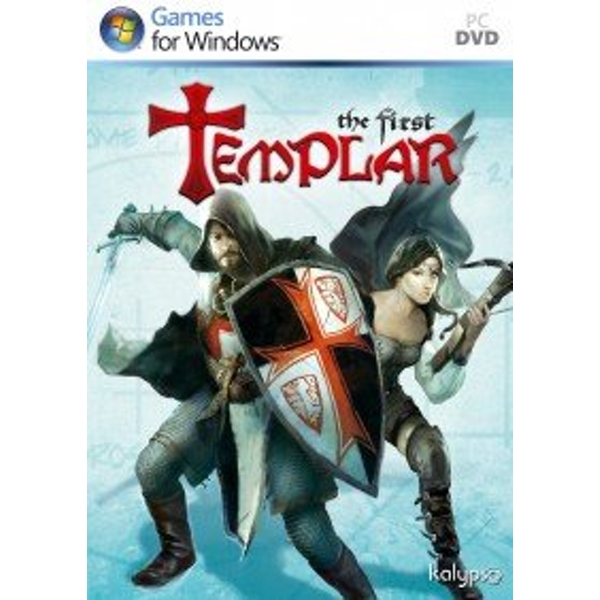 The First Templar Special Edition PC Game