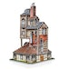Harry Potter Hogwarts The Burrow Weasley Family Home 3D Jigsaw - Image 3