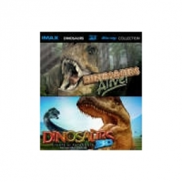 IMAX Dinosaurs 3D Collection Blu-ray