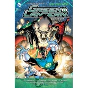 Green Lantern: Lights Out HC (The New 52)