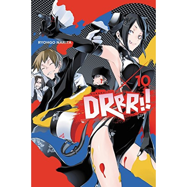 Durarara!!, Vol. 10 (light novel) (Durarara!! (Novel))
