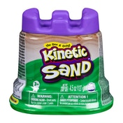 Kinetic Sand & Sand Castle Single Container - Green