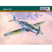 MisterCraft Focke-Wulf Fw-190 D-9 Papagein Staffel 1:72 Model