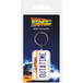 Back To The Future - License Plate Keychain - Image 2