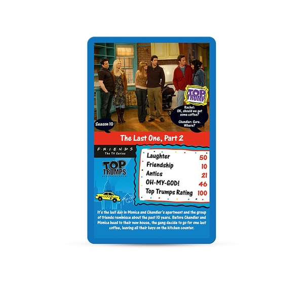 Top Trumps Friends - Image 2