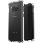 Speck Products Presidio Stay Clear Samsung S10E Case, Clear/Clear