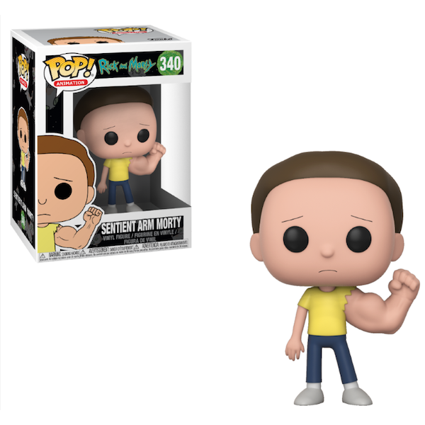Sentinent Arm Morty (Rick & Morty) Funko Pop! Vinyl Figure