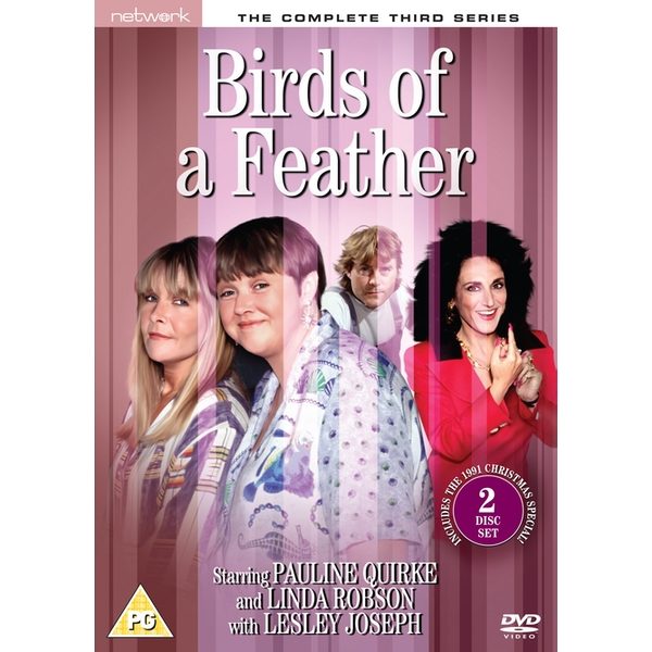 Birds Of A Feather - Series 3 - Complete DVD 2-Disc Set