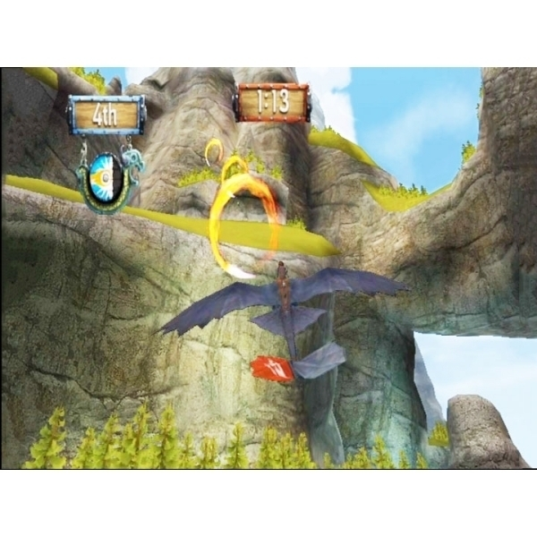How To Train Your Dragon 2 Wii Game - Image 3