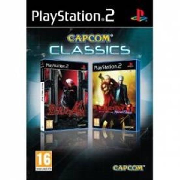 Devil May Cry & Devil May Cry 3 Special Edition Double Pack Game PS2