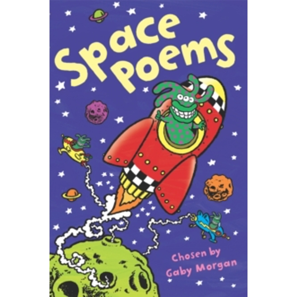 Space Poems by Gaby Morgan (Paperback, 2006)