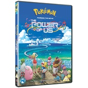 Pokemon the Movie: The Power of Us DVD