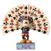 Mickey Mouse All Decked Out Disney Traditions Figurine