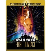 Star Trek 8 - First Contact (Limited Edition 50th Anniversary Steelbook) Blu-ray