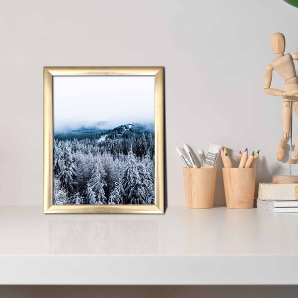 ACT-040 Multicolor Decorative Framed MDF Painting