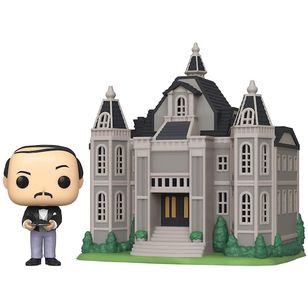 Wayne Manor with Alfred Batman 80th Funko Pop Town Figure #13